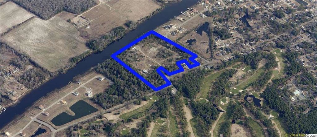 TBD Tom E. Chestnut Rd., North Myrtle Beach, SC, 29582, Not within a Subdivision Home For Sale