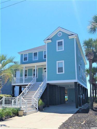 Photo of 1502 N Waccamaw Dr., Garden City Beach, SC 29576 (MLS # 2011157)