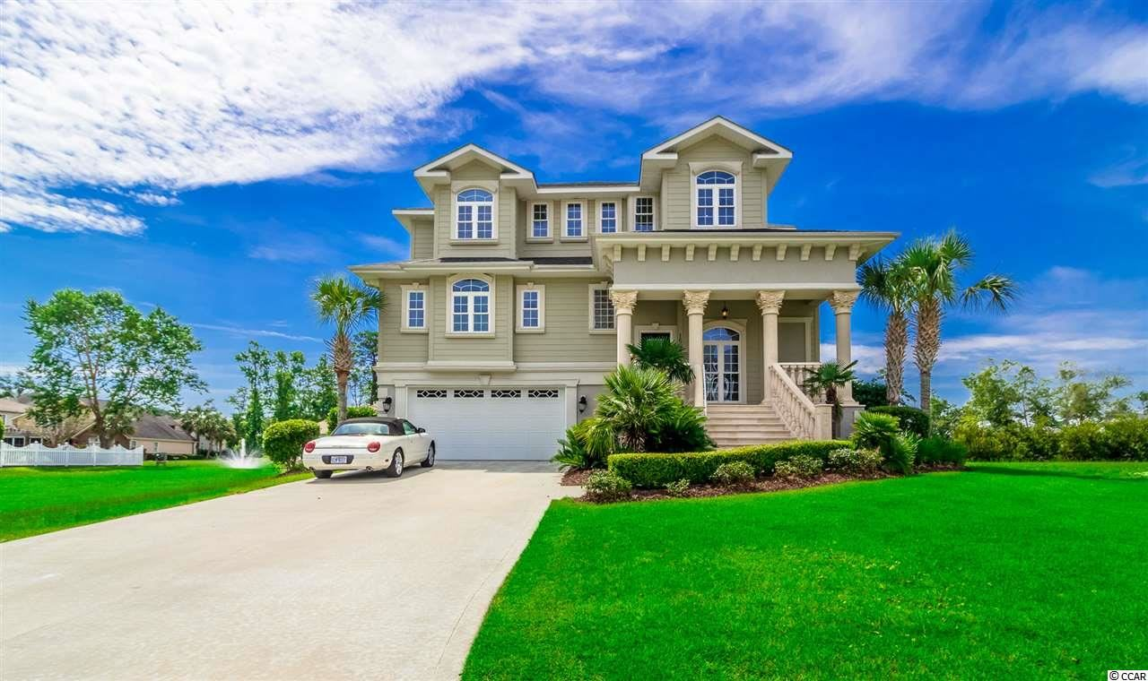 1604 Waterway Dr., North Myrtle Beach, SC, 29582, Sunset Harbour Home For Sale