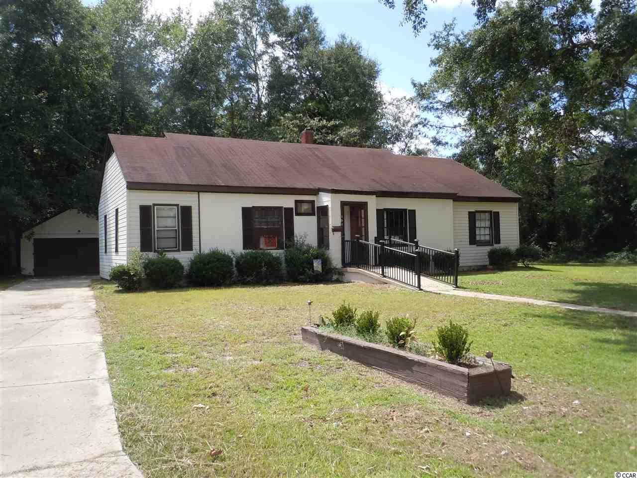 404 S Lewis St., Tabor City, NC, 28463, Not within a Subdivision Home For Sale