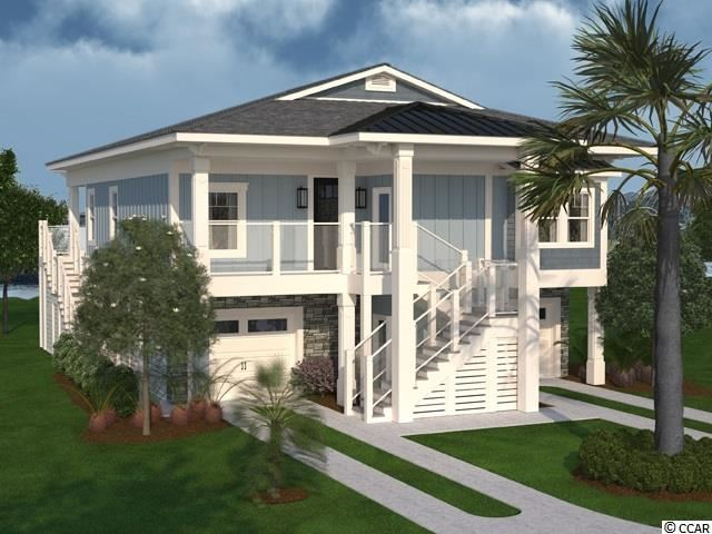 2506 Ye Olde Kings Hwy., North Myrtle Beach, SC, 29582, Cottages on the Marsh Home For Sale