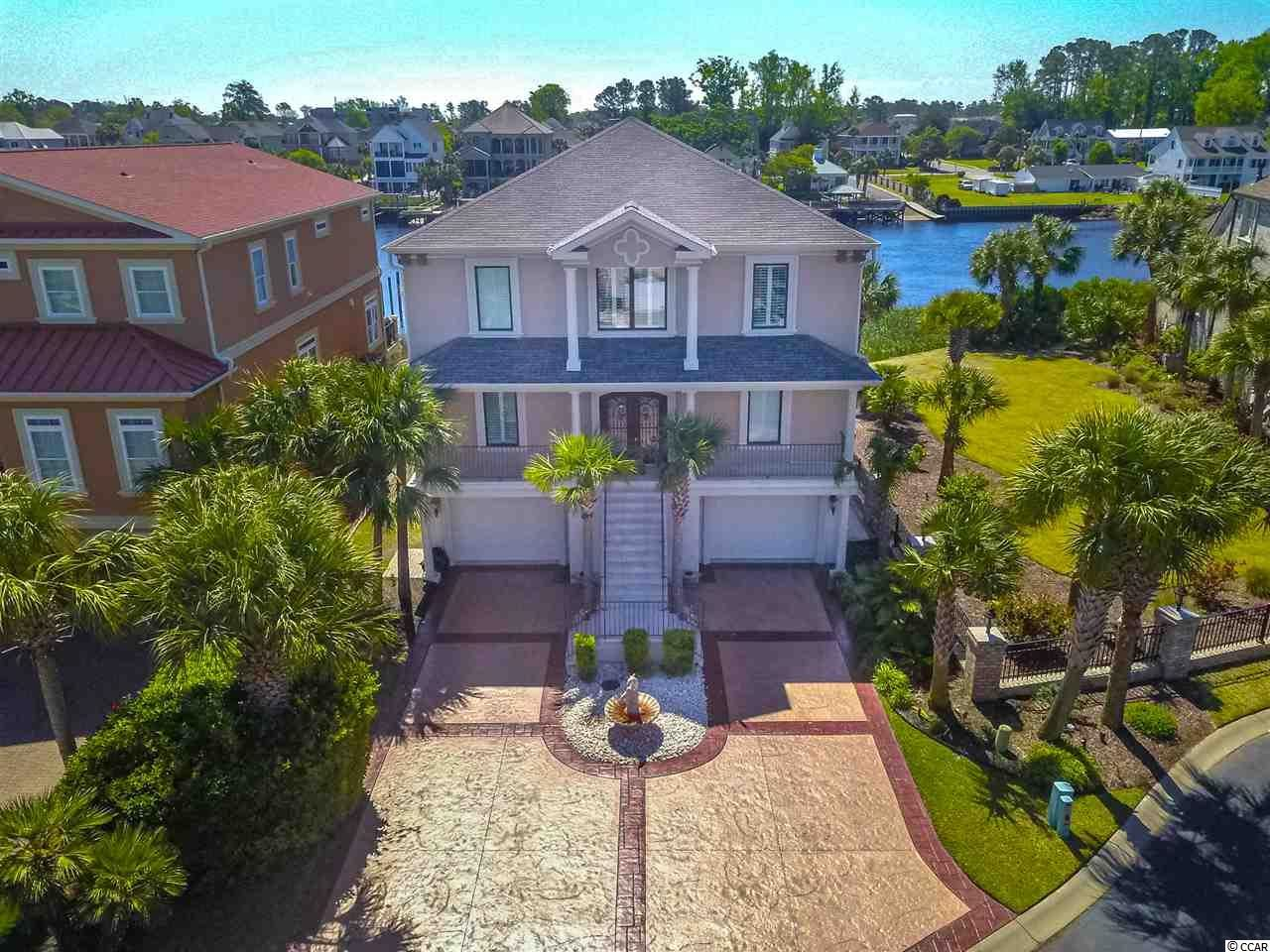 4804 Williams Island Dr., Little River, SC, 29566, Paradise Island Home For Sale