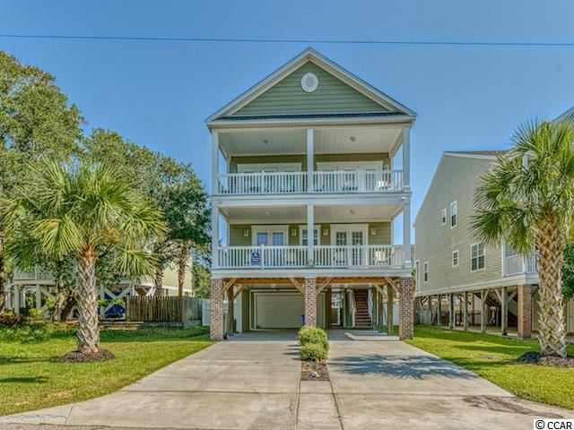 118 9th Ave. N, Surfside Beach, SC, 29575,  Home For Sale