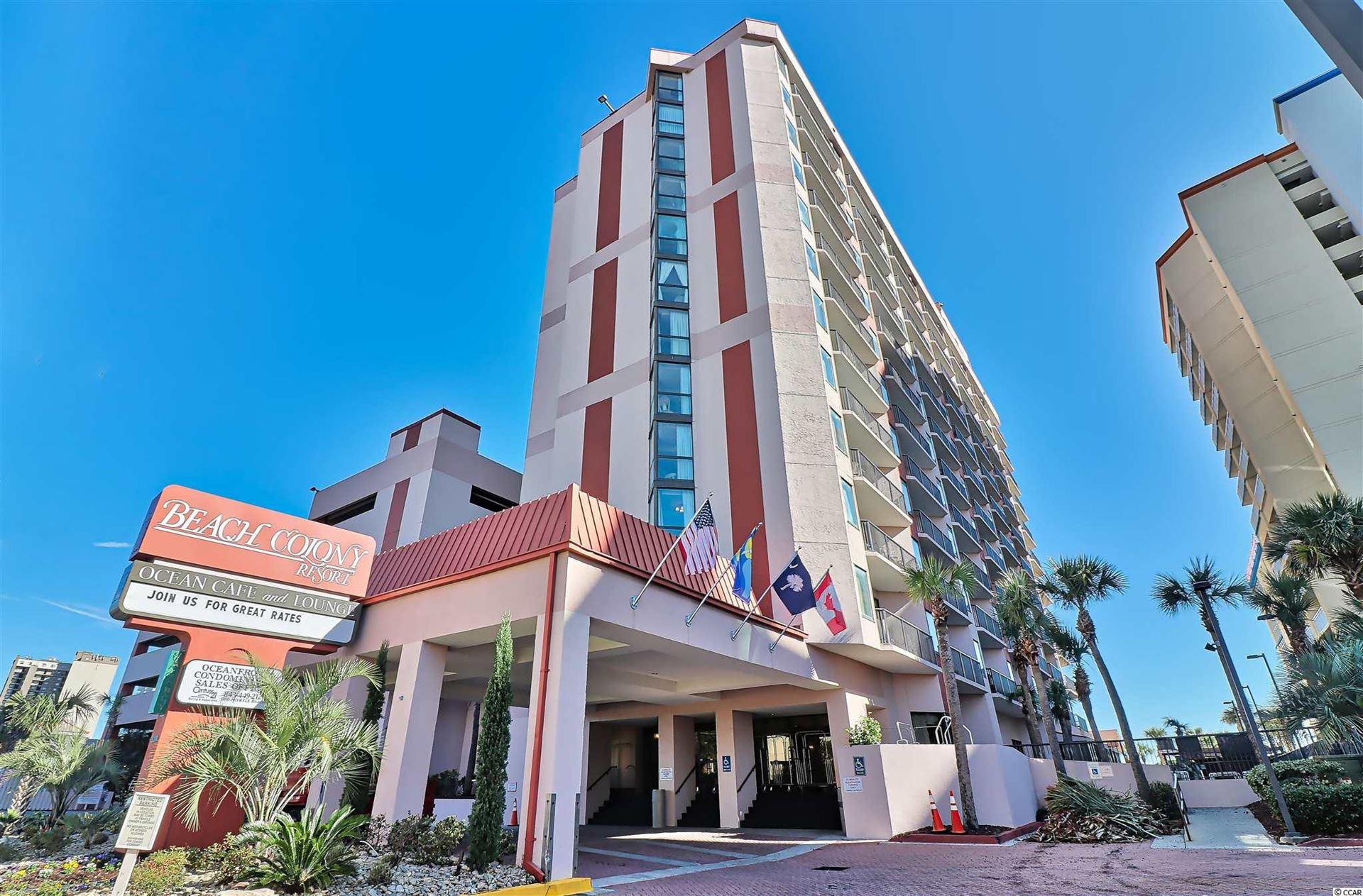 Beach Colony Resort Properties For Sale