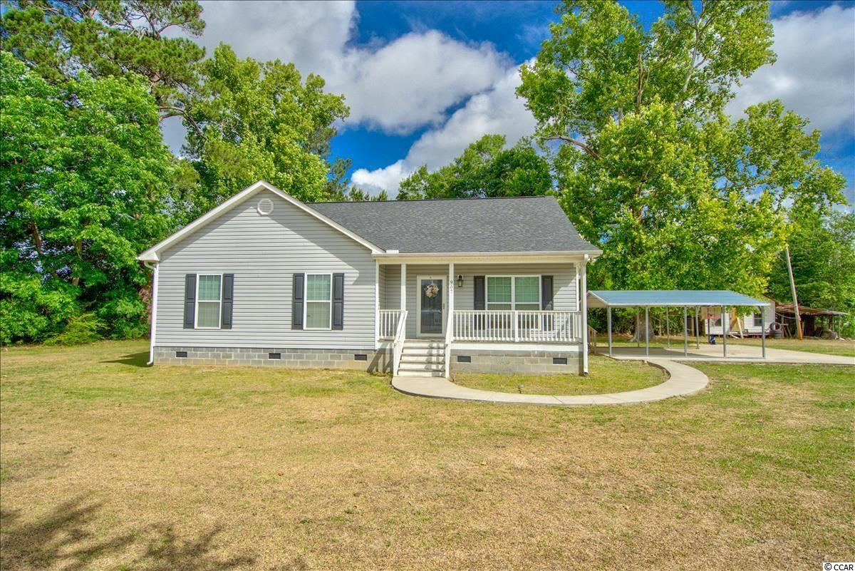907 Vox Hwy., Johnsonville, SC, 29555, Outside of Horry & Georgetown  Home For Sale