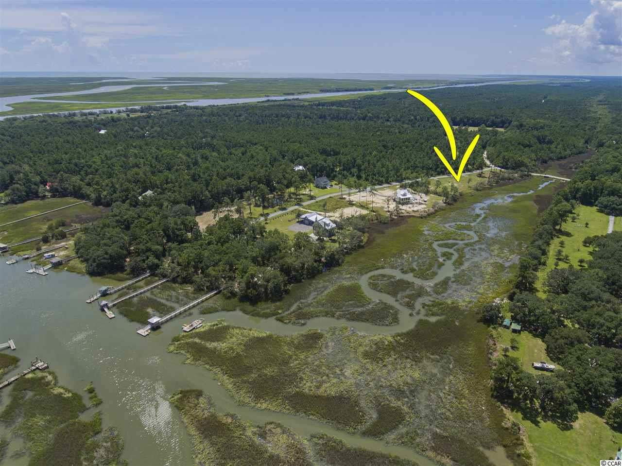 696 Broadmarsh Ct., McClellanville, SC, 29458, Not within a Subdivision Home For Sale