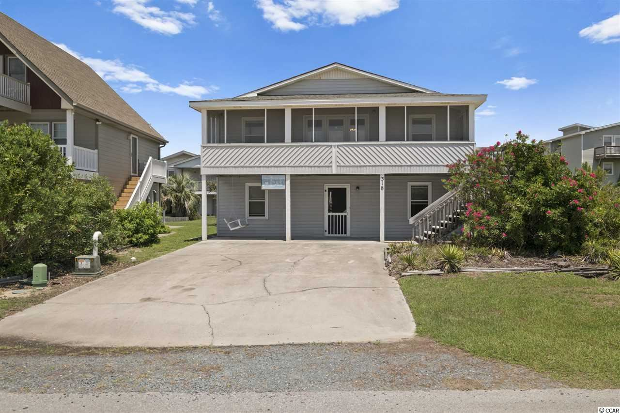 318 Brunswick Ave. W, Holden Beach, NC, 28462, Holden Beach Island Home For Sale