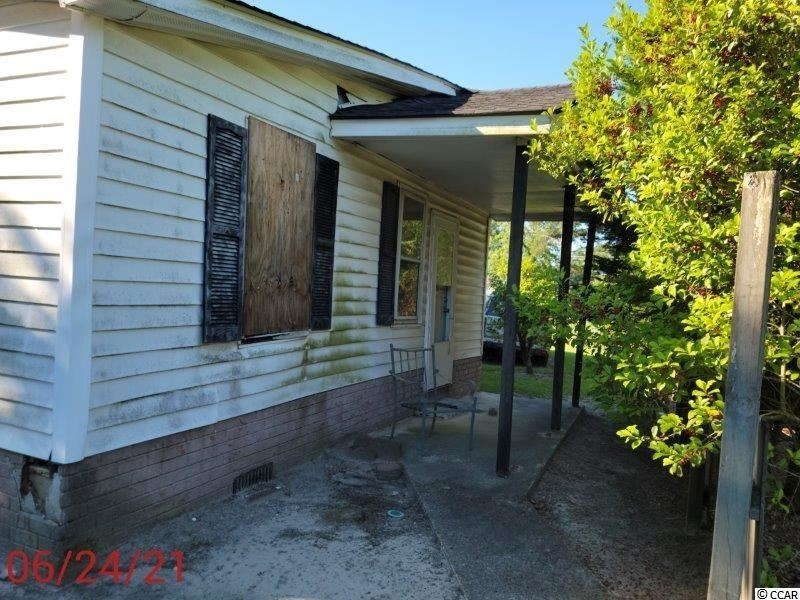 1528 Eastland Ave., Kingstree, SC, 29556, Not within a Subdivision Home For Sale