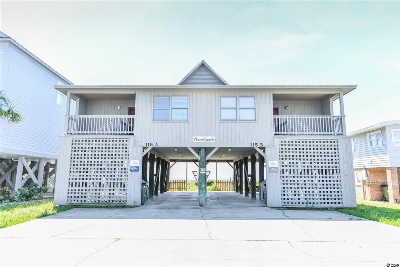 115 N Seaside Dr., Surfside Beach, SC, 29575, Floral Beach Home For Sale