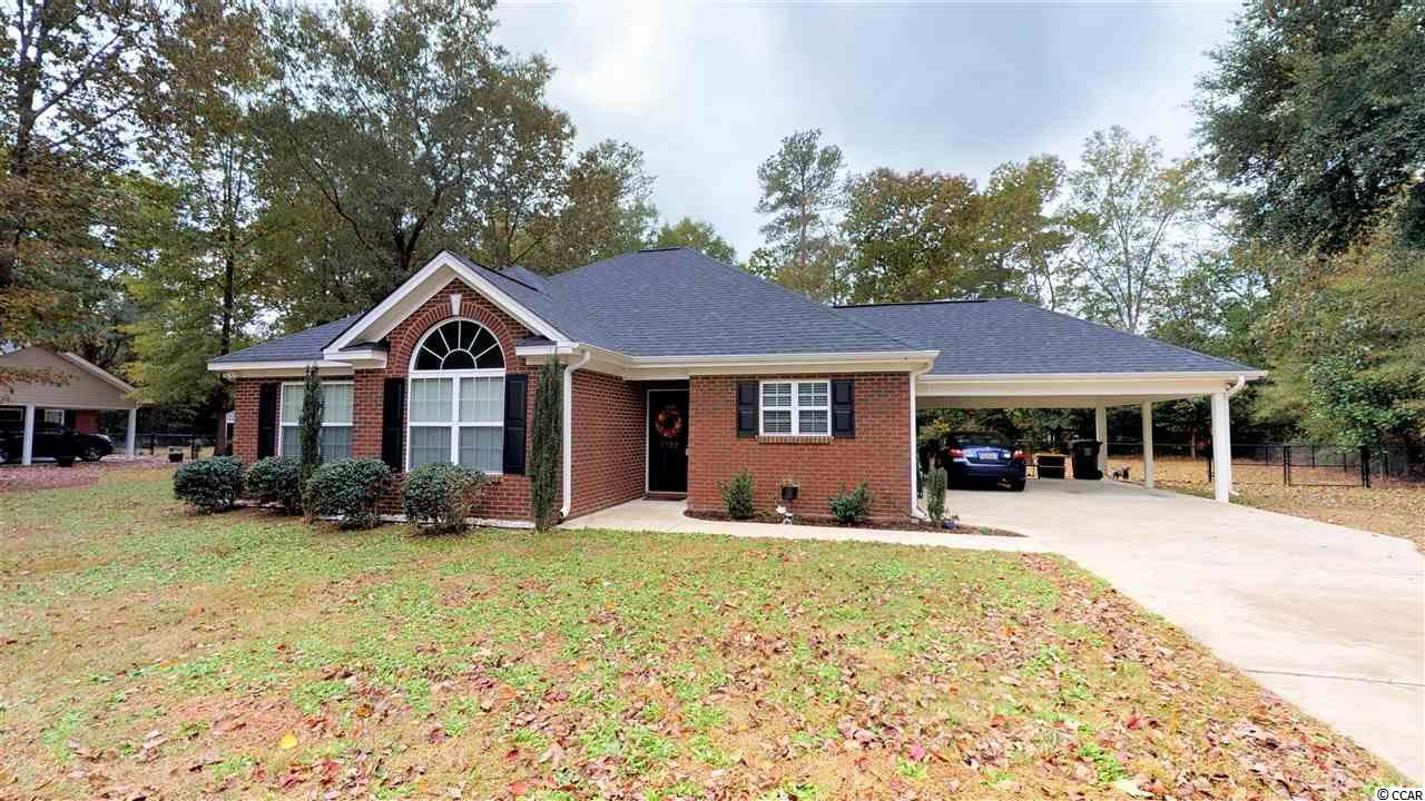 1732 Garland St., Hartsville, SC, 29550, Outside of Horry & Georgetown  Home For Sale