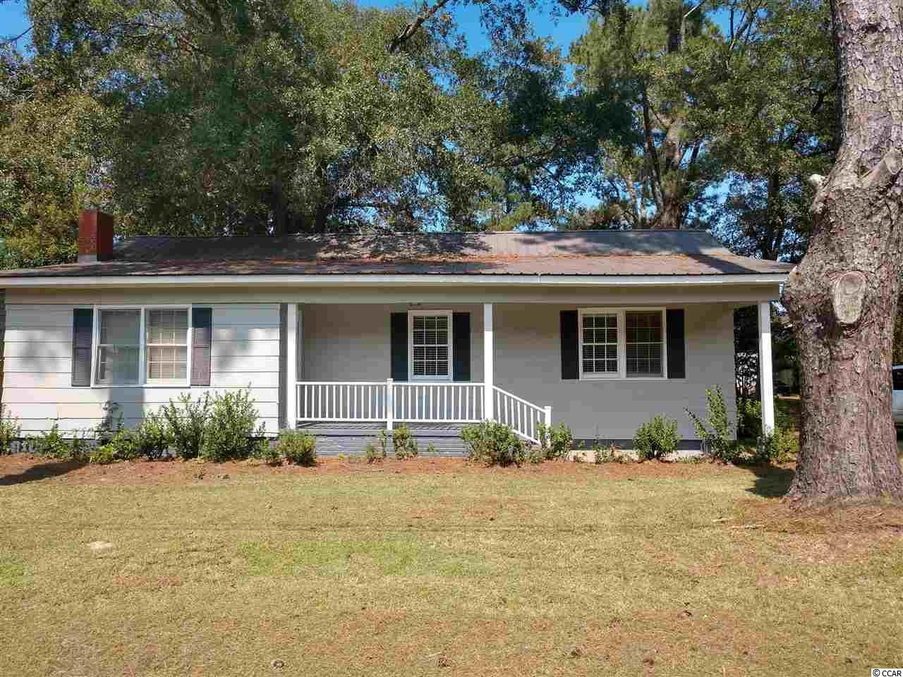 416 E Andrews St., Hemingway, SC, 29554, Not within a Subdivision Home For Sale
