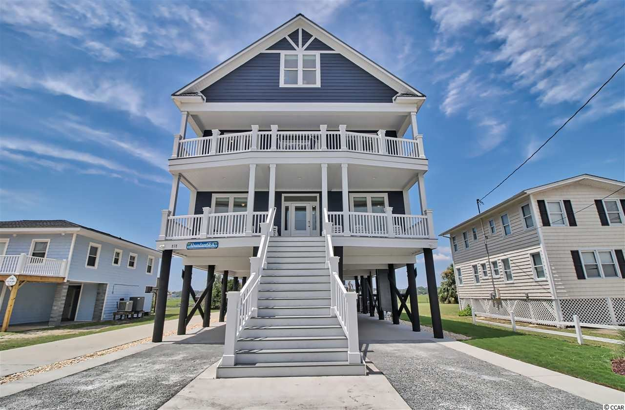 878 S Waccamaw Dr., Garden City Beach, SC, 29576,  Home For Sale