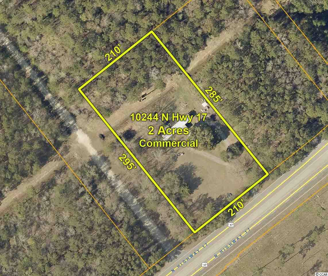 10244 Highway 17 North, McClellanville, SC, 29458, Not within a Subdivision Home For Sale