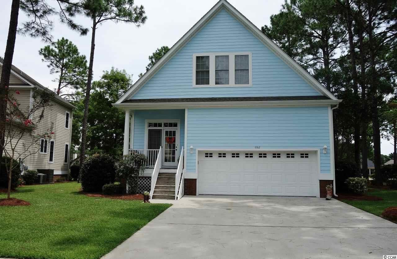 1182 Eastwood Landing Way, Sunset Beach, NC, 28468, Sea Trail Plantation Home For Sale