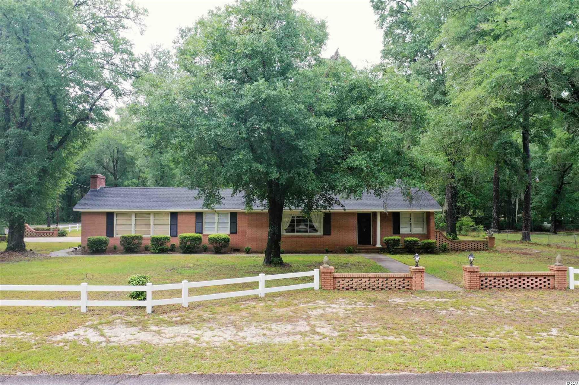 202 W Raft St., Nichols, SC, 29581, Not within a Subdivision Home For Sale