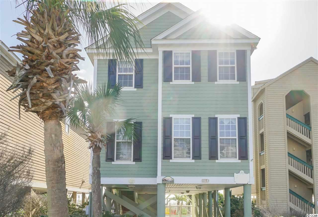 811B S Ocean Blvd., Surfside Beach, SC, 29575, North Garden City Home For Sale