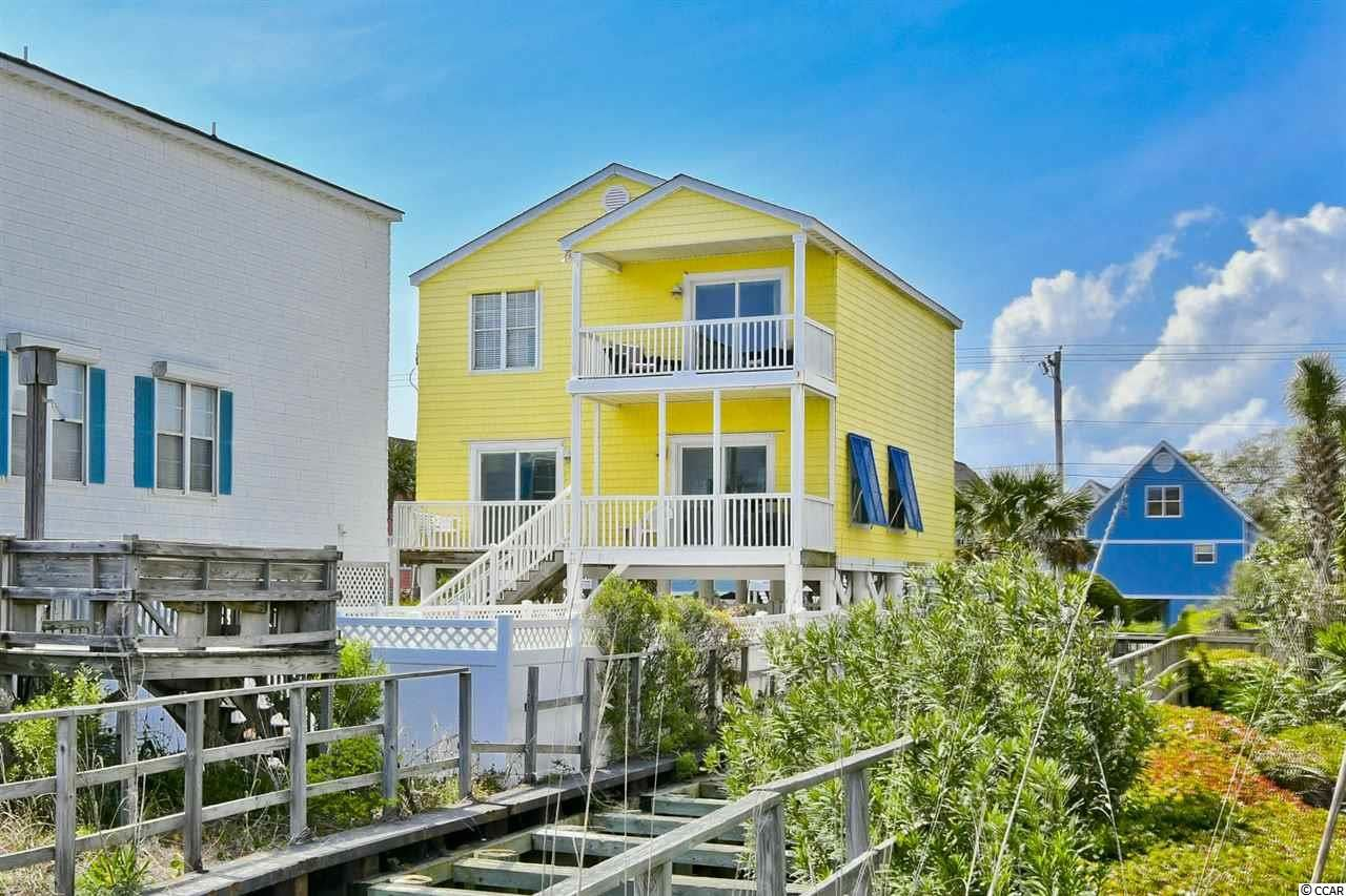 1019A N Ocean Blvd., Surfside Beach, SC, 29575, Lakewood Home For Sale