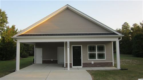 Photo of 3809 W Marion St., Mullins, SC 29574 (MLS # 1821185)