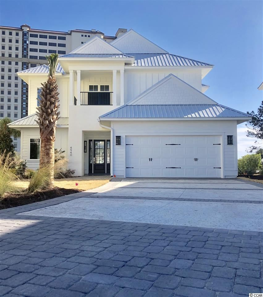 4940 Salt Creek Ct., North Myrtle Beach, SC, 29582, North Beach Plantation - Whitepoint Home For Sale