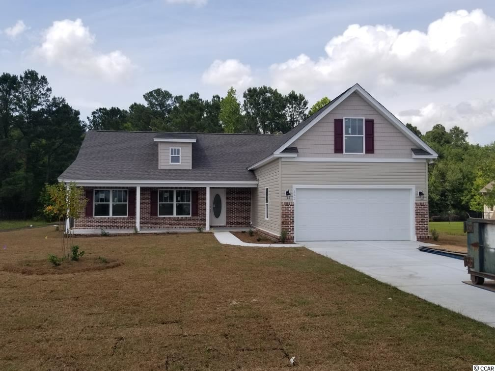662 Sunny Pond Ln., Aynor, SC, 29511, Keighley Estates Home For Sale