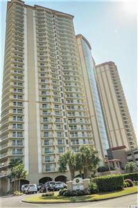 Photo of 8500 Margate Circle #801, Myrtle Beach, SC 29572 (MLS # 1604189)