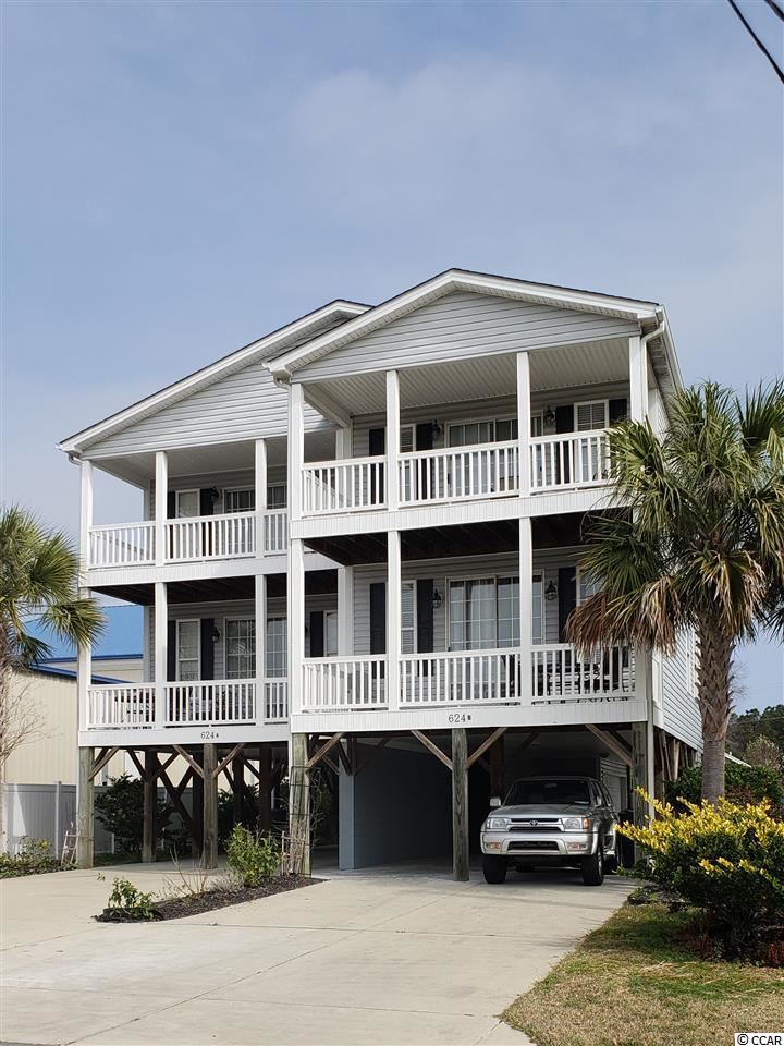 624 Seabreeze Dr., Garden City Beach, SC, 29576, Not within a Subdivision Home For Sale