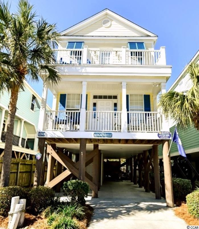 1114-A S Ocean Blvd., Surfside Beach, SC, 29575, Not within a Subdivision Home For Sale