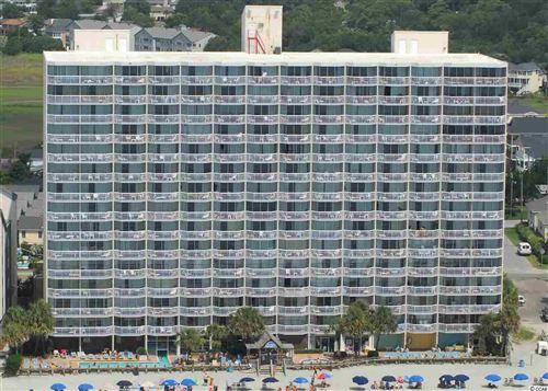 Photo of 1012 N Waccamaw Dr. #1403, Garden City Beach, SC 29576 (MLS # 2102190)