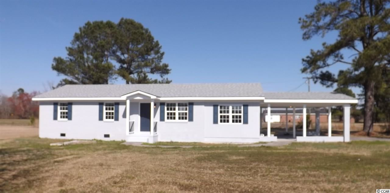 3438 Gaddys Mill Rd., Dillon, SC, 29536, Outside of Horry & Georgetown  Home For Sale