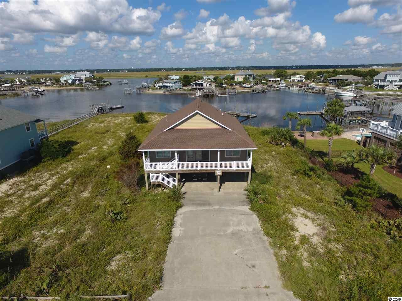 2056 S Waccamaw Dr., Garden City Beach, SC, 29576, Inlet Harbour Home For Sale