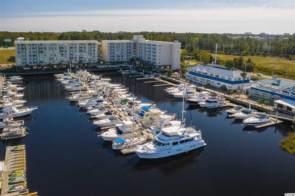 2100 Sea Mountain Hwy., North Myrtle Beach, SC, 29582, Harbourgate Resort and Marina Home For Sale