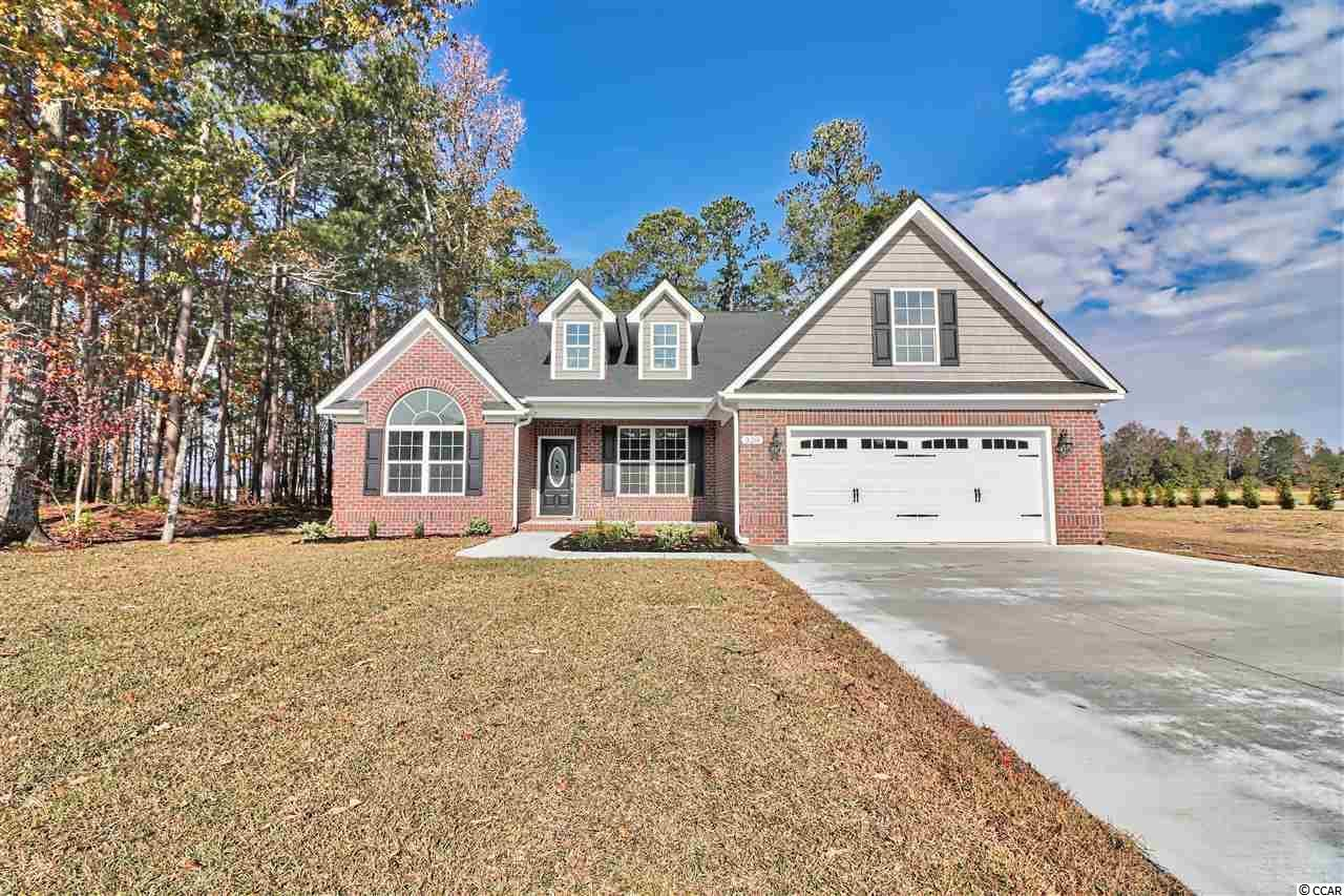 204 Grassy Meadow Ct., Aynor, SC, 29511, The Brick Yard Home For Sale