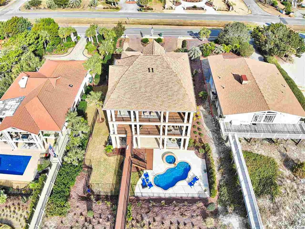 804 N Ocean Blvd., North Myrtle Beach, SC, 29582, Tilghman Estates Home For Sale