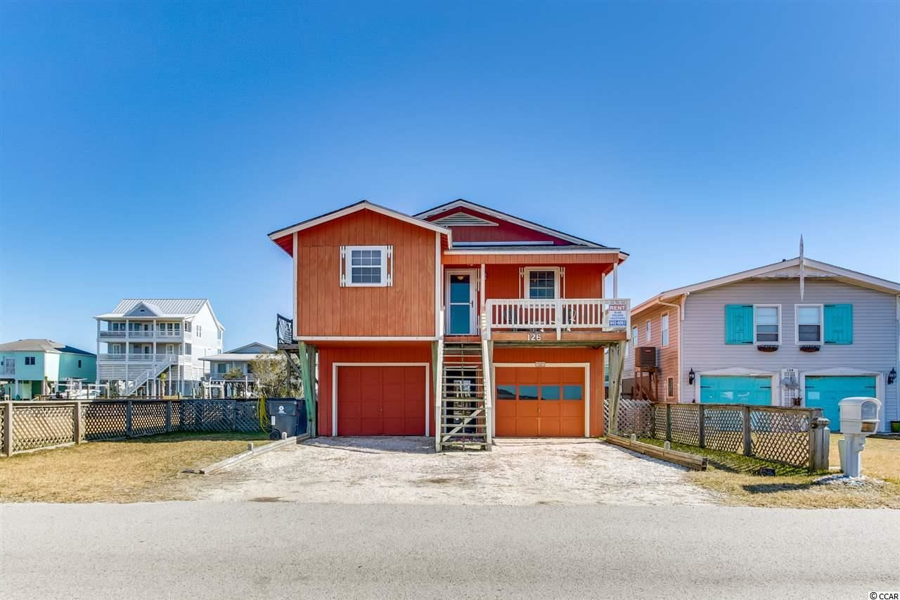 126 Sand Dollar St., Holden Beach, NC, 28462, Heritage Harbour Home For Sale