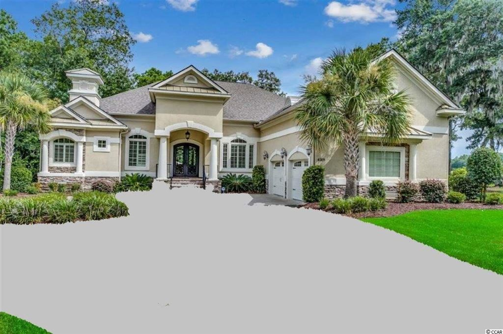 4309 Thrasher Ct., North Myrtle Beach, SC, 29582, The Dye Estates Home For Sale