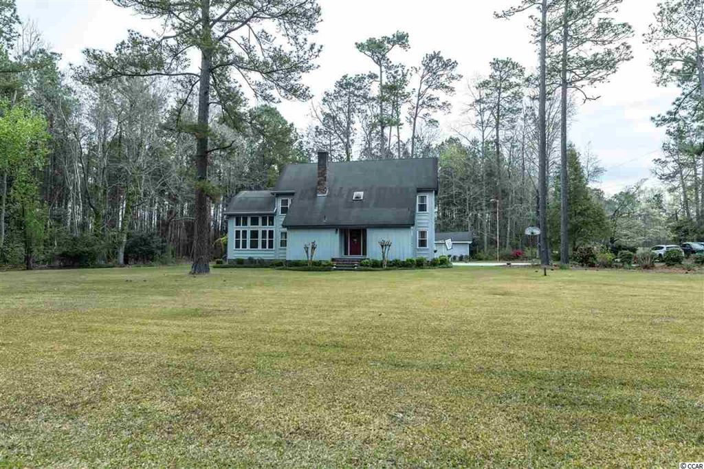 121 Campground Rd., Hemingway, SC, 29554,  Home For Sale