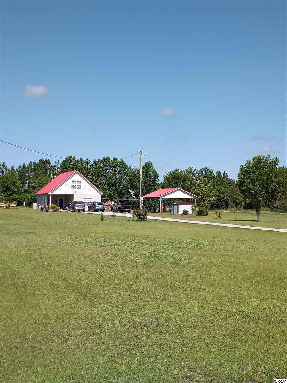 828 Chair Factory Rd., Nakina, NC, 28455, Not within a Subdivision Home For Sale