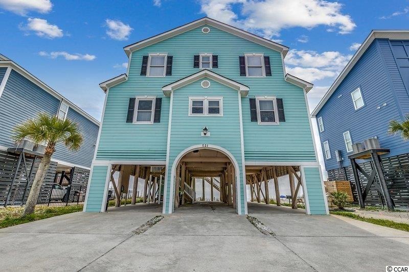 721 S Waccamaw Dr., Garden City Beach, SC, 29576,  Home For Sale