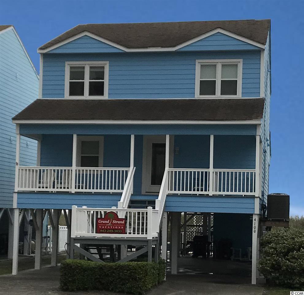 4100 N Ocean Blvd., North Myrtle Beach, SC, 29582, Not within a Subdivision Home For Sale