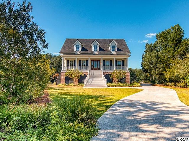 56 Sea Island Dr., Georgetown, SC, 29440, Debordieu Colony Home For Sale