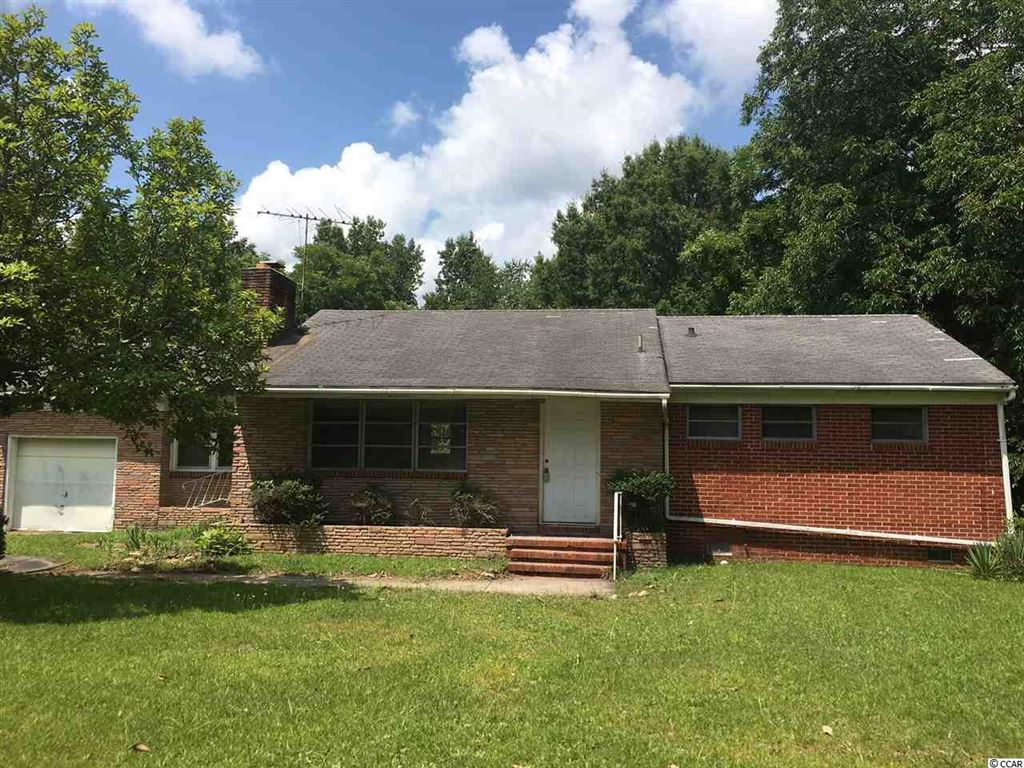 1416 Martin Luther King Dr., Hartsville, SC, 29550, Outside of Horry & Georgetown counties Home For Sale