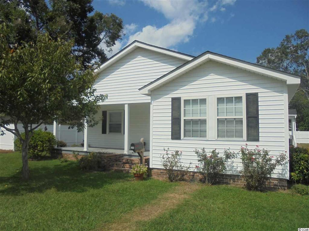 309 Melrose Ave., Mullins, SC, 29574, Not within a Subdivision Home For Sale