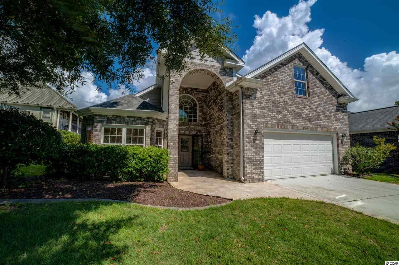 1705 Crosswinds Ave., North Myrtle Beach, SC, 29582, Sunset Harbour Home For Sale