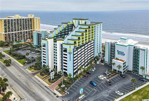 Photo of 6804 N Ocean Blvd. #831, Myrtle Beach, SC 29572 (MLS # 2116250)