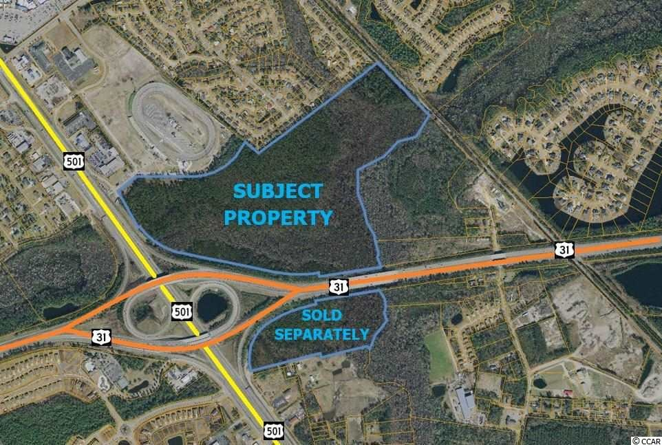 107 Acres Highway 501, Myrtle Beach, SC, 29579, Not within a Subdivision Home For Sale