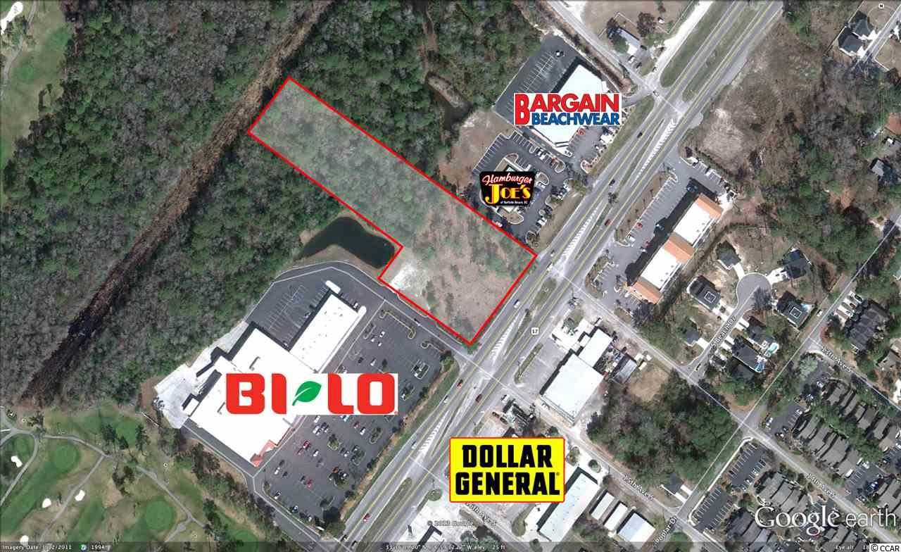 TBD Highway 17 Business, Surfside Beach, SC, 29575, Not within a Subdivision Home For Sale