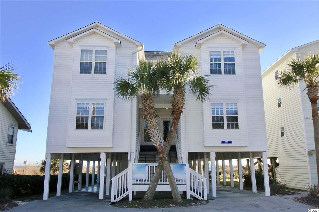 907 S Ocean Blvd., North Myrtle Beach, SC, 29582, Ingram Beach Home For Sale