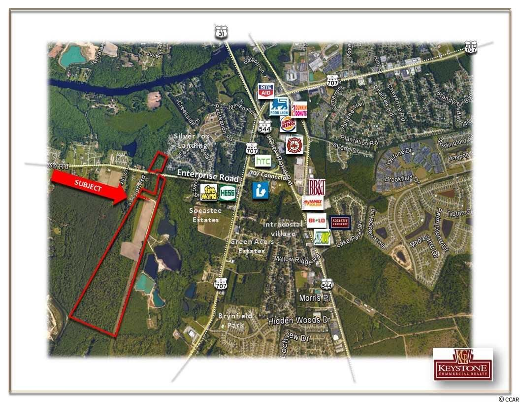 TBD Enterprise Rd., Myrtle Beach, SC, 29577, Not within a Subdivision Home For Sale