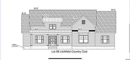 Photo of TBD Country Club Dr., Pawleys Island, SC 29585 (MLS # 2020265)