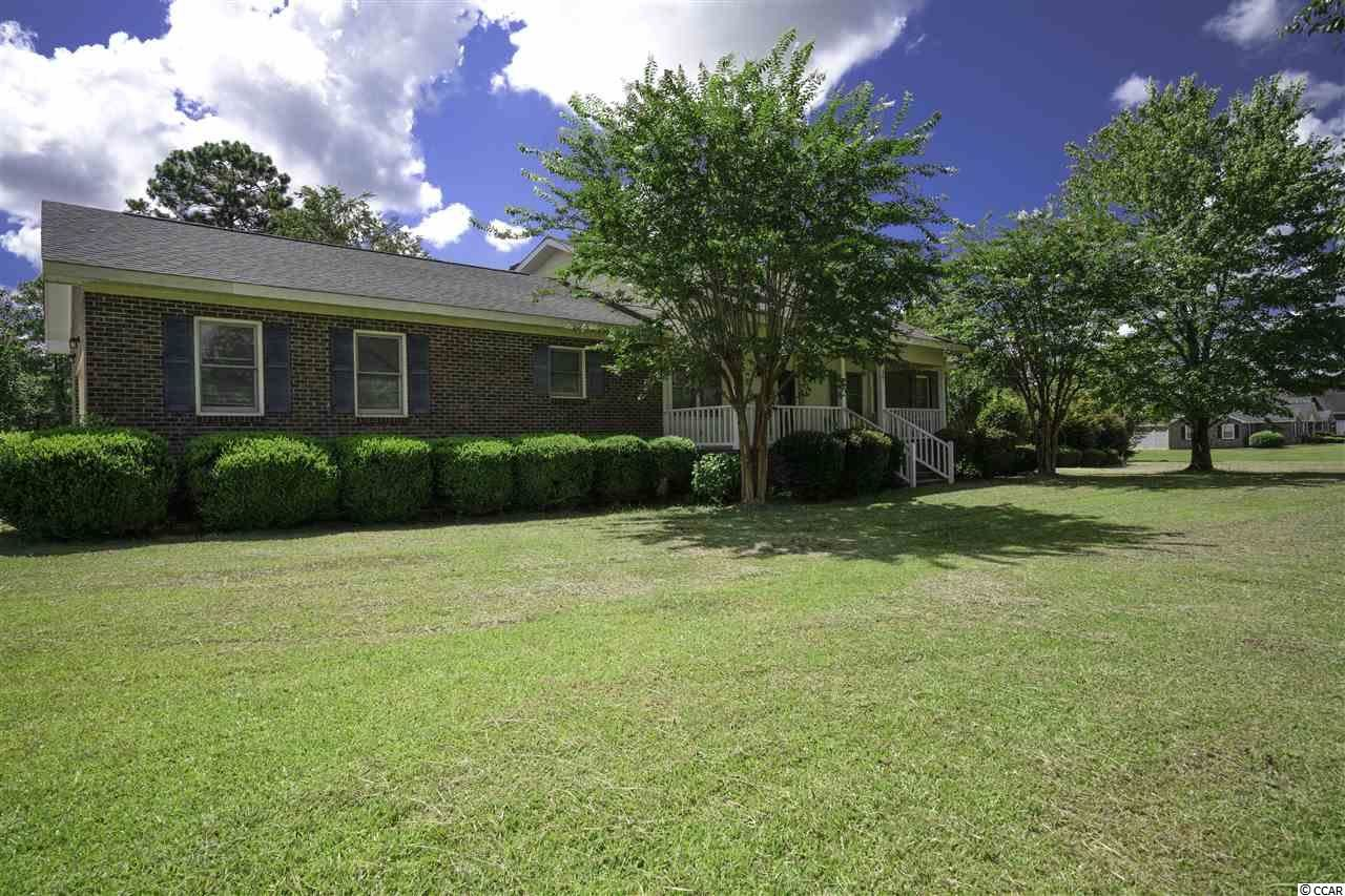 901 S Poplar Ave., Andrews, SC, 29510, Faircloth Home For Sale